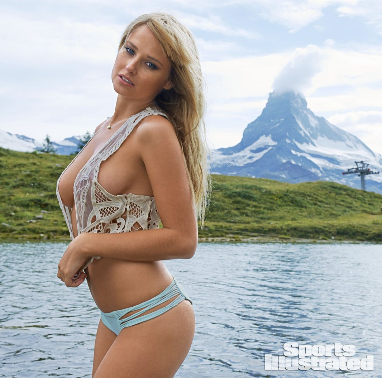 ��� ������� ������ ��� ���� Sports Illustrated 2014
