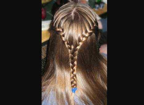 صور قصات شعر شيك للاطفال 2014 , صور تسريحات شعر بنات صغار 2014