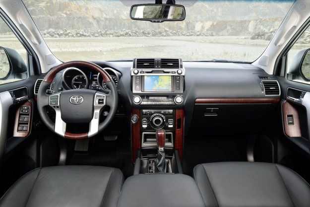 ��� ������ ������ ����� 2014 Toyota Prado