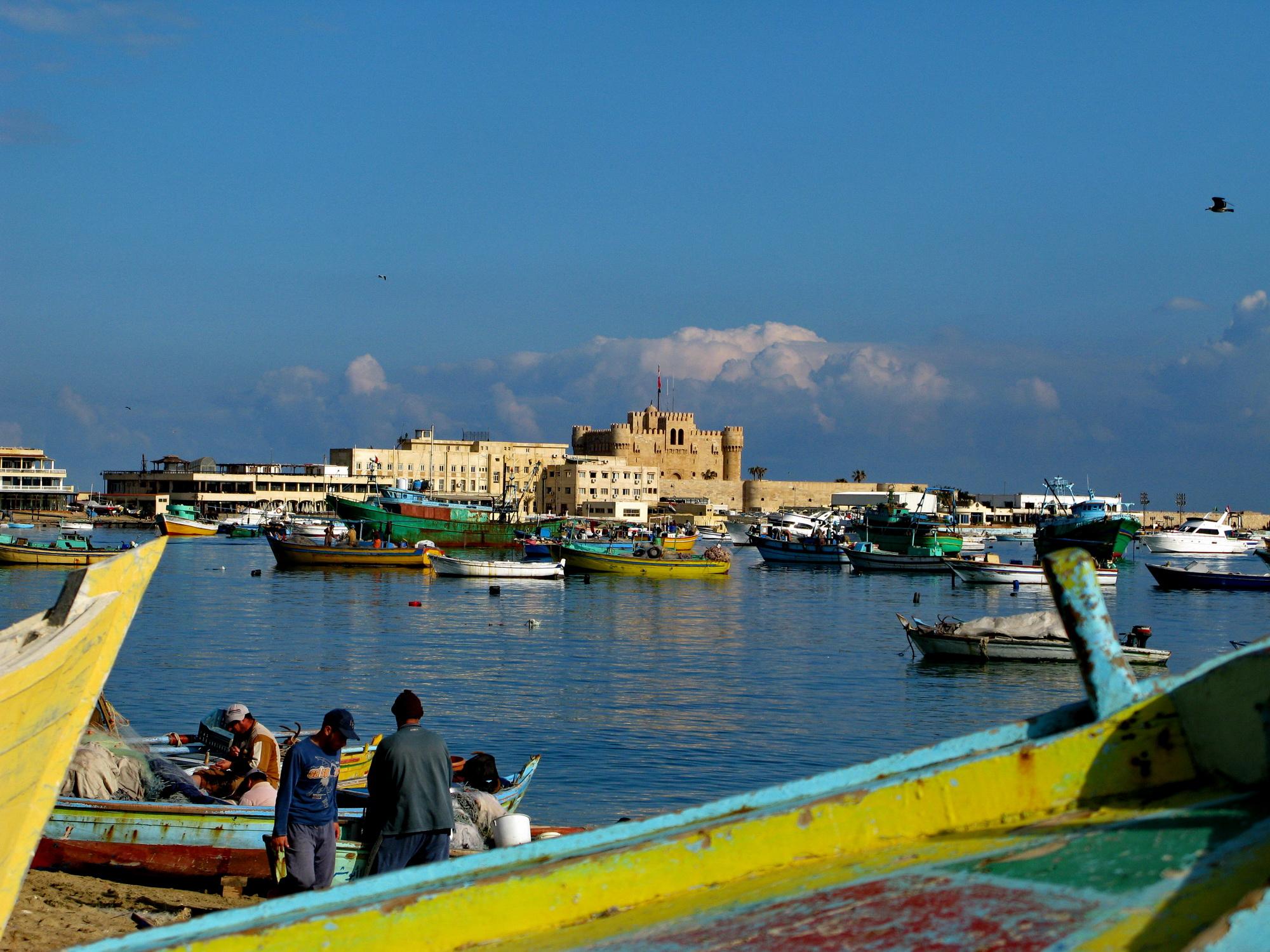 صور جميلة لمدينة الاسكندرية