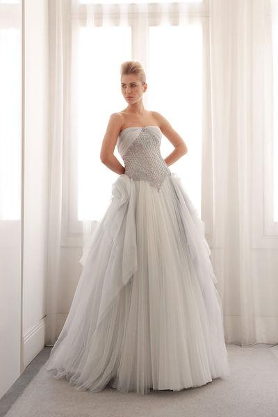 6b2ecc3f5 صور فساتين زفاف لبنانية أنيقة 2014 , صور فساتين أفراح بنات لبنان 2014