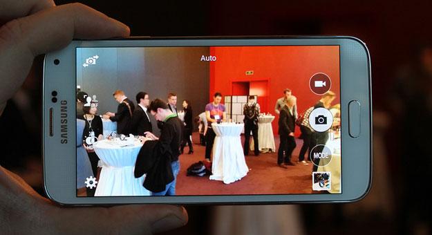 ����� ���� ������� ������ Galaxy S5 ����� �� ������� - ������