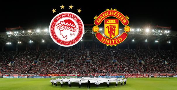 مشاهدة مانشستر يونايتد وأوليمبياكوس 25-2-2014