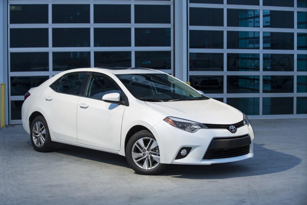 ��� �������� ����� Toyota Corolla L