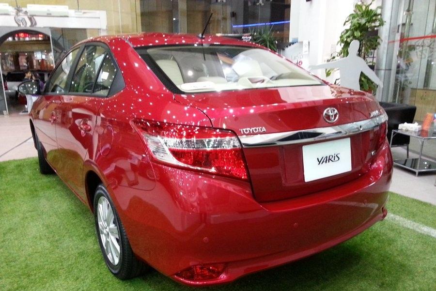 ��� �������� ����� ������ ���� 2014 Toyota Yaris S