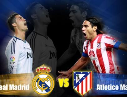 ������ ���� ����� �������� ����� ����� ����� 2/3/2014 Real Madrid vs Atletico Madrid