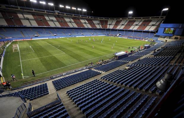 Real Madrid Vs Atletico Madrid 2/3/2014 La Liga