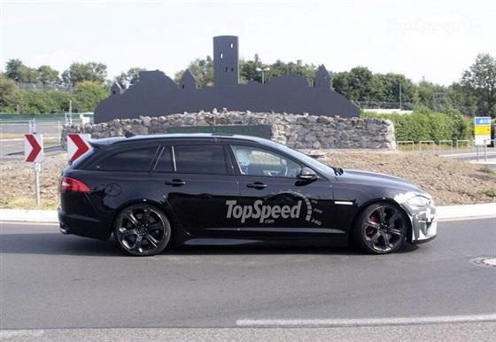 ��� �������� ����� ������ XFR -S Sportbrake