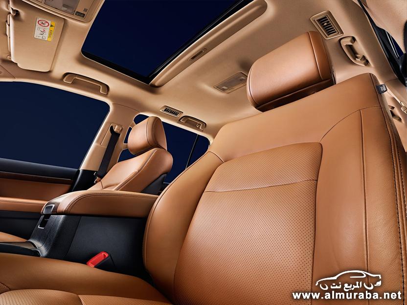 ������� ������ Toyota Land Cruiser 2015