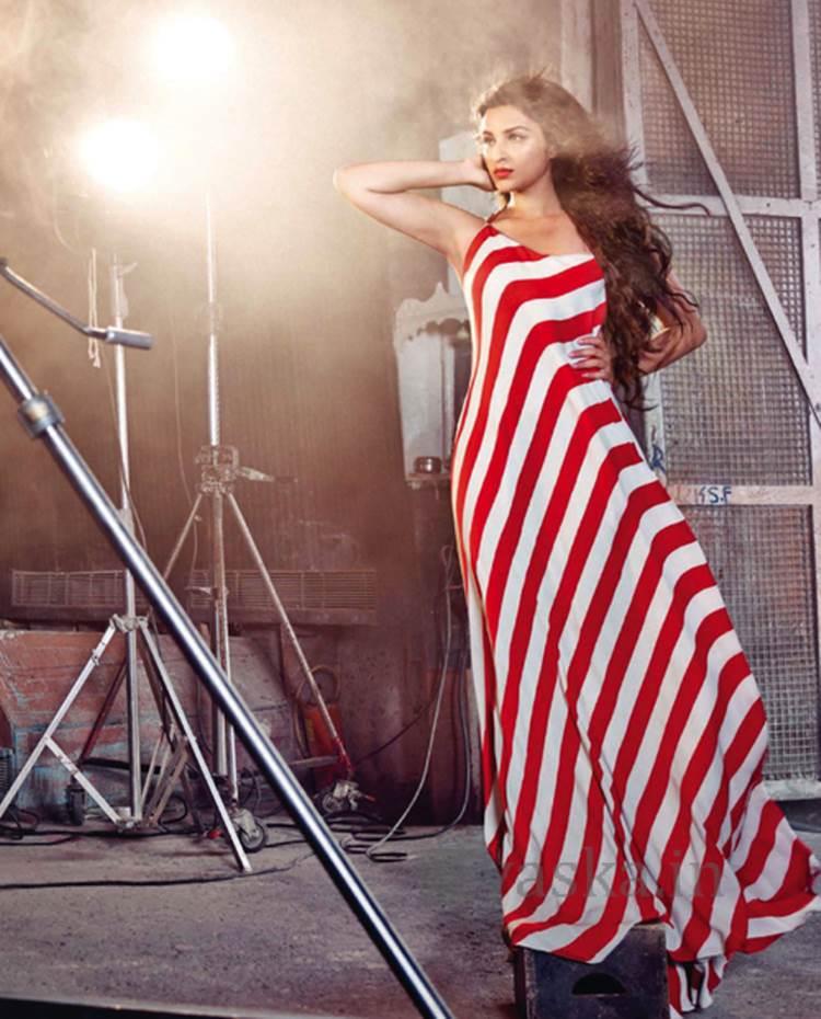 بارنيتي شوبرا مجلة Vogue الهندية