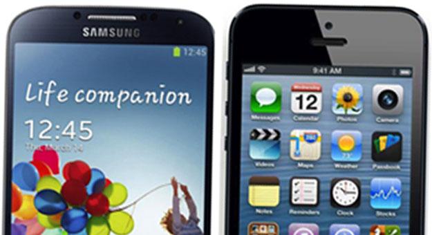 أسعار هواتف iPhone 5s و iPhone 5cو Galaxy S4 - وول مارت الأمريكية