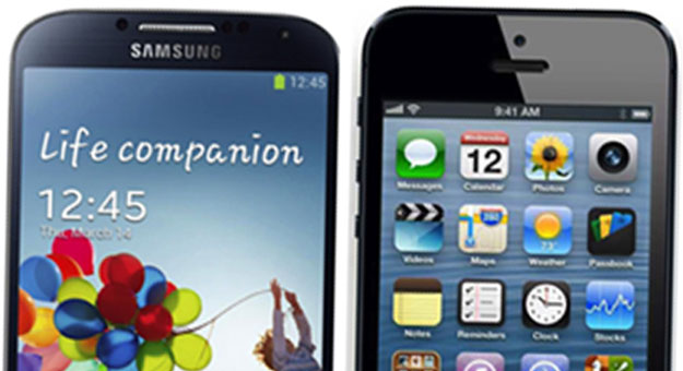 ����� ����� iPhone 5s � iPhone 5c� Galaxy S4 - ��� ���� ���������