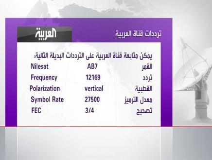 ���� ���� ������� ��������� ��� ������ ��� ���� Al Arabiya 2014