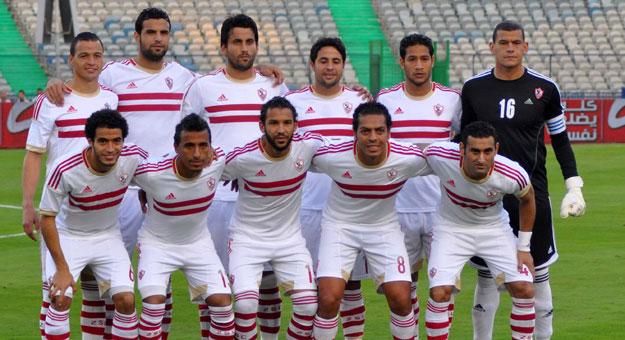 ملخص ونتيجة مباراة الزمالك وكابو سكورب اليوم الجمعة 7-3-2014