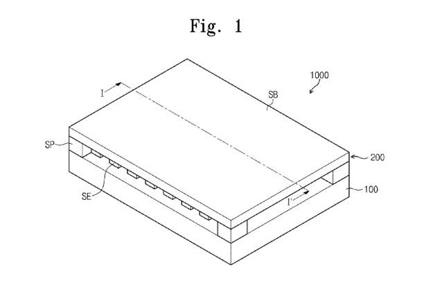 سامسونج تحصل على براءة اختراع الشاشة الأكثر حساسية