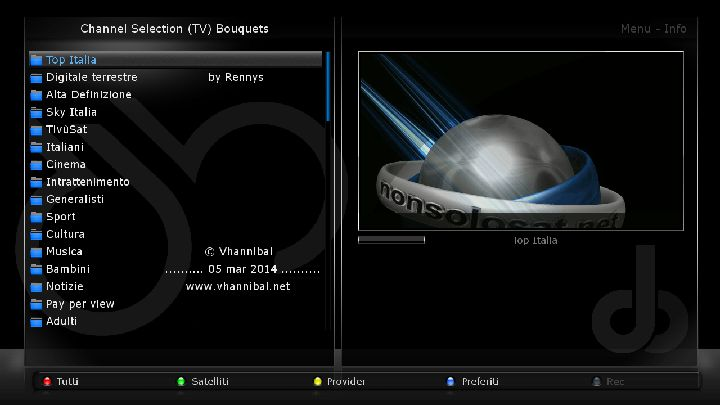 nonsolosat OE 2.0 for dm8000 V4