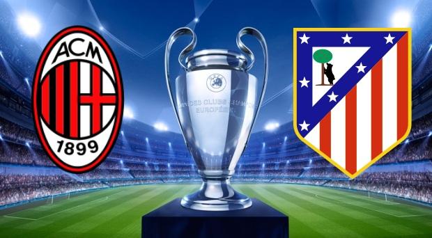 Atletico Madrid vs AC Milan mardi 11/3/2014