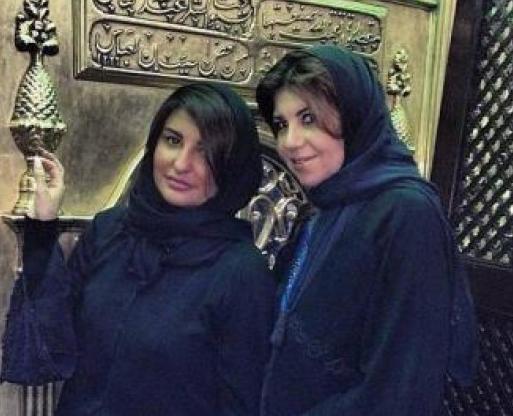 صور النجمة العراقية شذى حسون بالحجاب 2014