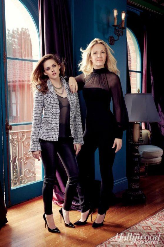 صور كريستين ستيوارت على مجلة thr