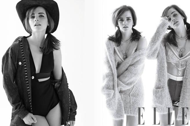 ��� ���� ������ ��� ���� Elle ����� 2014 , ���� ��� ���� ������ 2015 Emma Watson