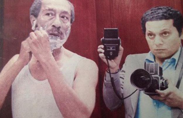 صور محمد أنور السادات بالمايوه , صور محمد أنور السادات بالجلابية البلدي