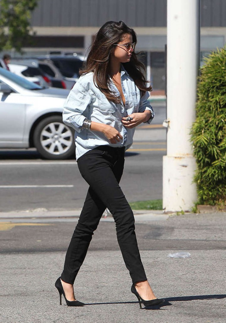 ��� ������ ����� �� ���� ����� Highline , ���� ��� ������ ����� 2015 Selena Gomez