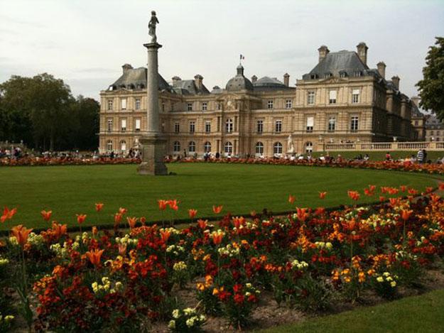 ��� ����� ��������� �������� 2014 , ������� �� ����� ��������� �������� Jardin du Luxembourg