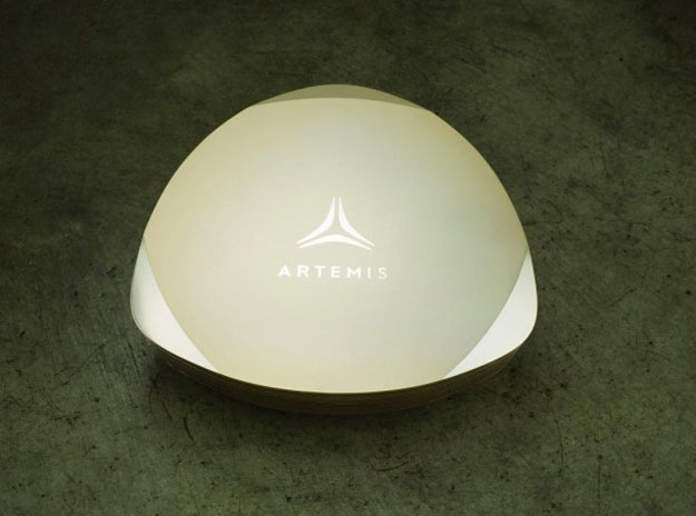 ��� �������� ���� pWaves ������ �������� �� ���� Artemis