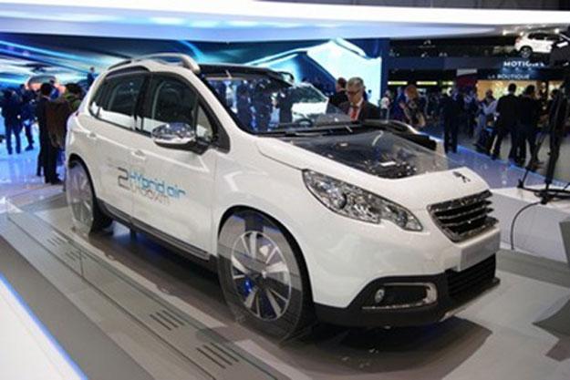 ��� �������� ����� ���� Peugeot 208 hatchback ���� ������� ������� 2014