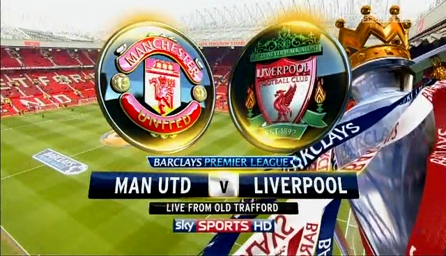 Manchester United Vs Liverpool match today Sunday 16/3/2014 , time and channels broadcast