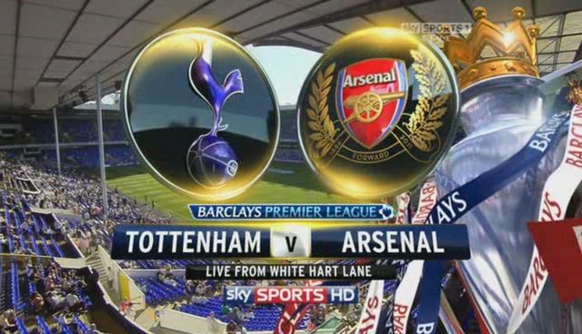 Tottenham Vs Arsenal match today Sunday 16/3/2014 , time and channels broadcast
