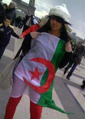 ��� ������ ������� 2015 , ��� ���� ������� 2015 , Algerian Girls