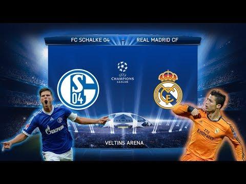 Real Madrid vs Schalke mardi 18/3/2014 Ligue des Champions , heure et cha�ne de diffusion en direct