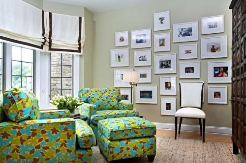 صور تصميمات جدران للمنزل 2015 , ديكورات دهانات للجدران 2015 , ديكورات حوائط للغرف 2015