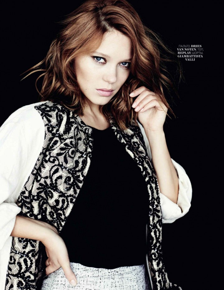 ��� ��� ���� ��� ���� Marie Claire ������� ����� 2014