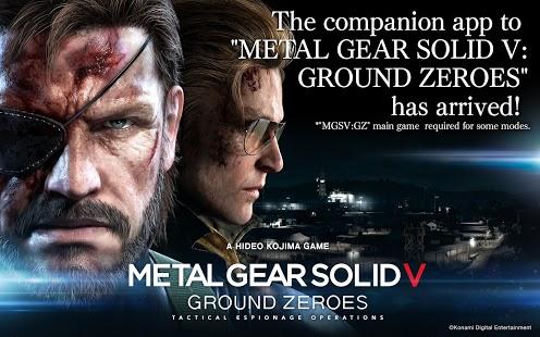 ����� ����� Ground Zeroes ������ ����� ����� ��� XBOX
