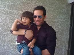 صور زوجة الفنان ماجد المصري 2014 , صور ماجد المصري مع زوجته وأولاده 2014