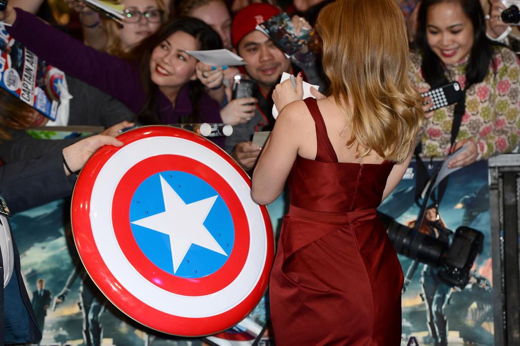 ��� ������� �������� �� ��� ��� ���� Captain America �� ����