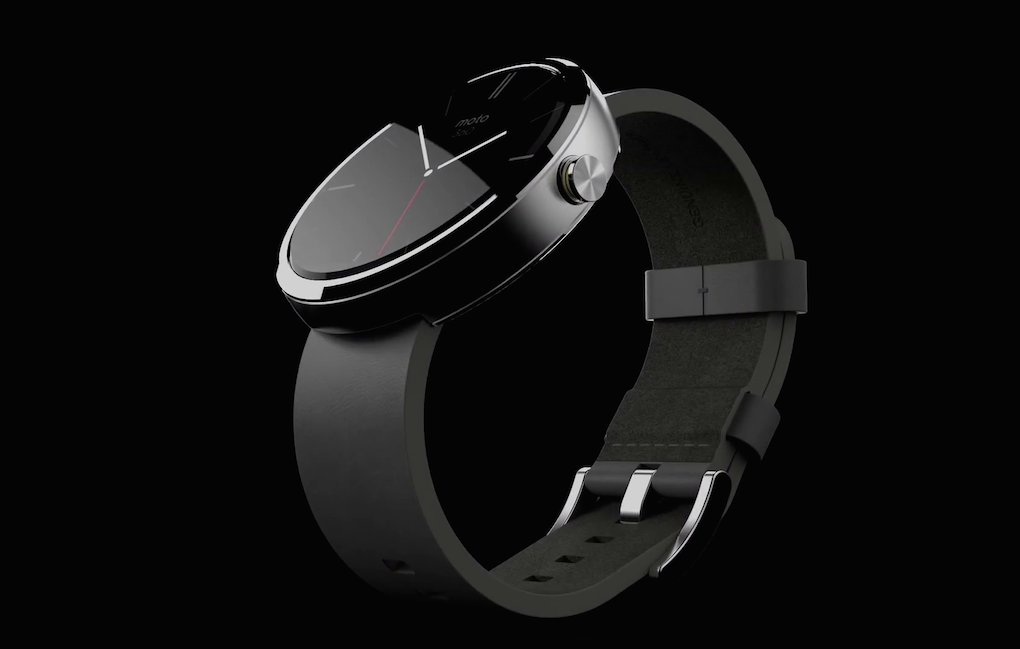 ومواصفات ساعة موتورولا Moto