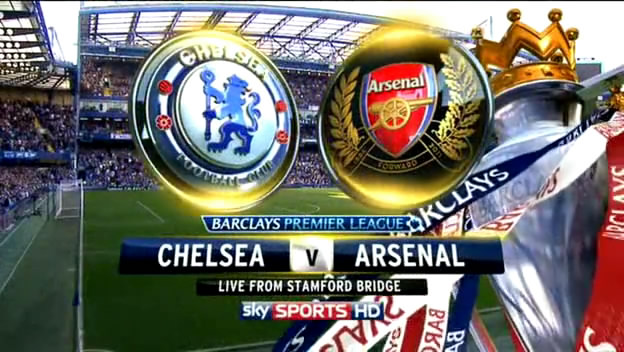 Chelsea vs Arsenal today saturday 22-3-2014 premier league , time and channels broadcast