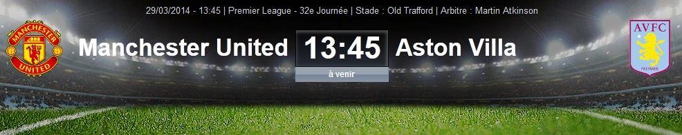 ������ �������� ������ ��������� :����� ����� ������ ���������== ������ Manchester United VS Aston Villa ��� �����