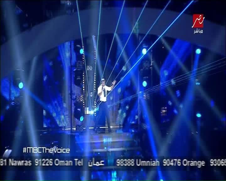 ��� ���� ����� Ricky Martin �� ������ �� ���� ������ ������� ����� ����� 29/3/2014 ThE Voice