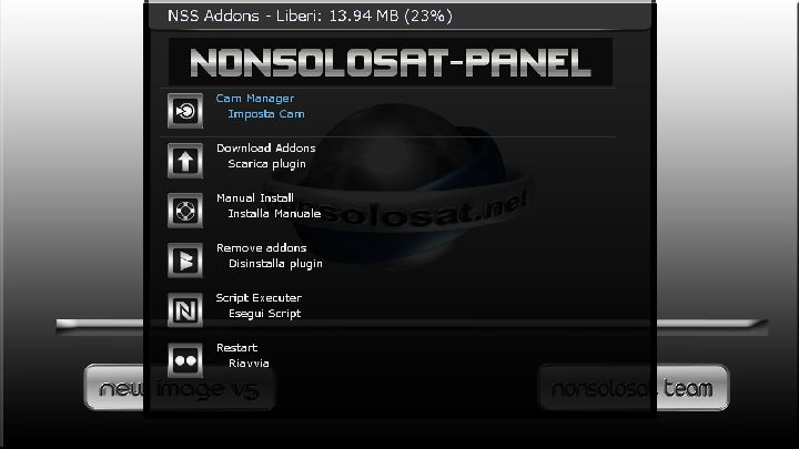 nonsolosat-OE 2.0 dm500hdv2 V5