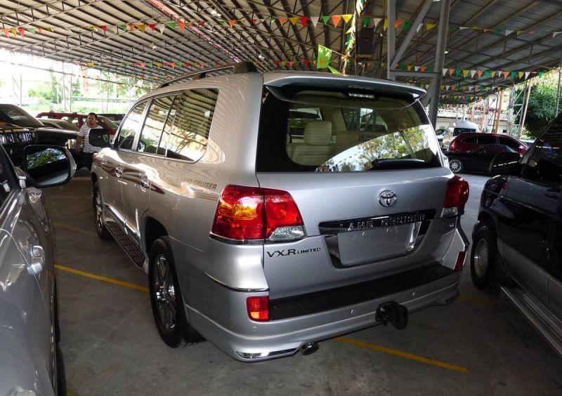 ��� �������� ����� ��� ���� ����� �� ��� �� 2014 Land Cruiser VXR