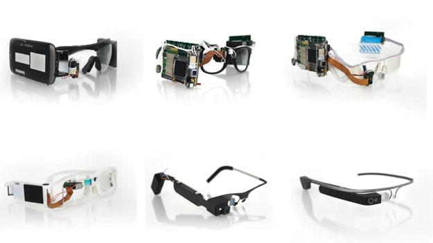 ����� �� ����� ���� Google Glass ������ ��������