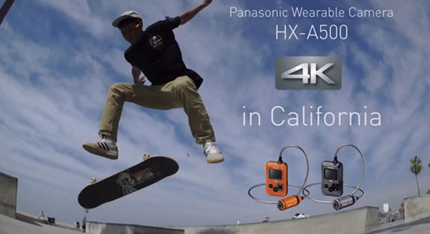 �������� ���� ��� ������ HX- A500 �� ��������� ������ 4k