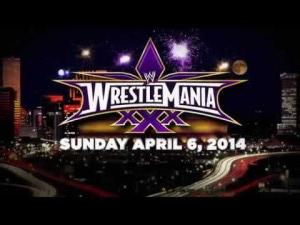 ������ � ������ ������ �������� 30 WrestleMania �����