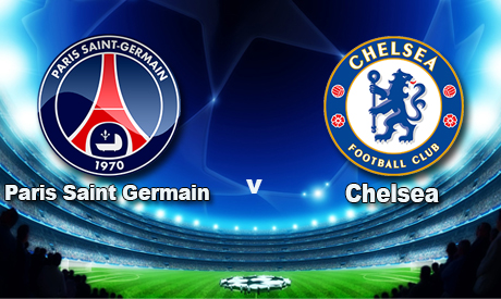 Chelsea vs PSG 8/4/2014
