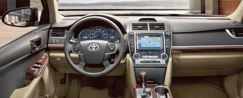 سيارة تويوتا كامري 2014 الداخل 247861_dreambox-sat.