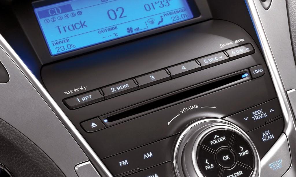 ��� ����� ������� ����� 2014 �� ������ ������� � Hyundai Azera 2014